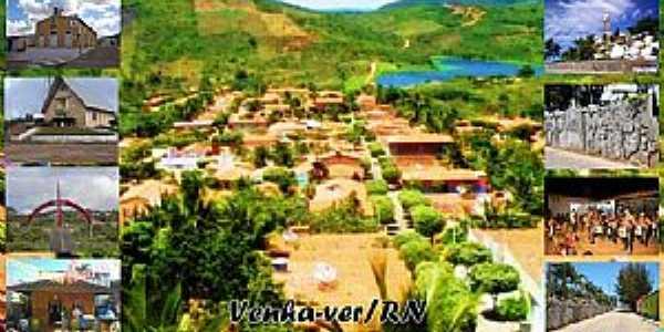 Imagens da cidade de Venha-Ver - RN