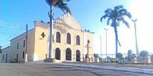 Igreja Matriz, por Percival Carvalho.