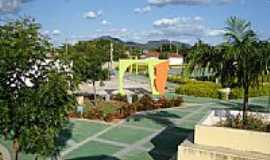 Viçosa - Praça central-Foto:Walter Leite