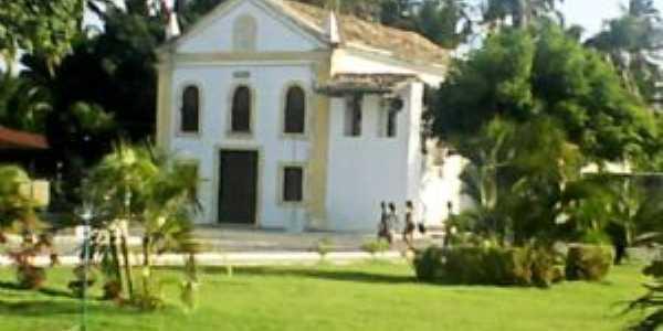 Igreja de nossa sra do Desterro vila flor Rn, Por silva gregorio