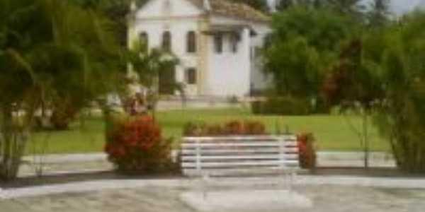 Igreja católica central de vila flor, Por Amois