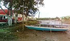 Ituberá - Beira de rio em Ituberá-BA-Foto:Miguel de Guilo