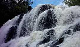 Ituberá - Cachoeira de Pancada Grande em Ituberá-BA-Foto:Admilson Reis