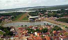 Ituberá - Vista aérea de Ituberá-BA-Foto:Bruno Galba