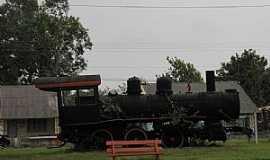 Abunã - Abunã-RO-Antiga Locomotiva da MadeiraXMamoré-Foto:Altemiro Olinto Cristo