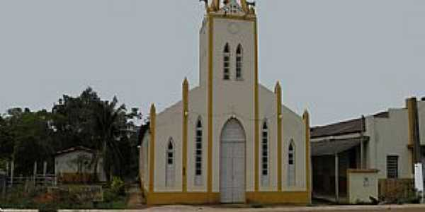 Abunã-RO-Matriz de N.Sra.Auxiliadora-Foto:Altemiro Olinto Cristo