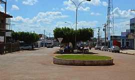 Alto Alegre dos Parecis - Alto Alegre dos Parecis-RO-Praça central-Foto:Robson Paiva