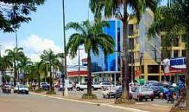 Alto Paraíso - Alto Paraiso-RO-Avenida central-Foto:facebook.com/ConexaoParaiso