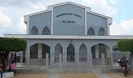 Alto Paraíso - Alto Paraiso-RO-Igreja da Congregação Cristã do Brasil-Foto:Marcos Moreira dos Santos