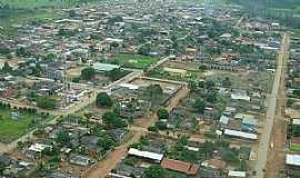 Alto Paraíso - Alto Paraiso-RO-Vista aérea da cidade-Foto:Mateus Andrade