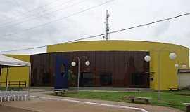Alvorada do Oeste - Alvorada do Oeste-RO-Teatro Municipal-Foto:www.newsrondonia.