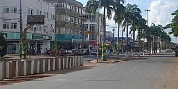 Ariquemes-RO-Avenida Tancredo Neves-Foto:Braulio Gerhardt