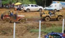 Buritis - corrida de jeep, Por QUEILA