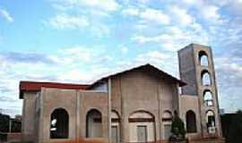 Cacoal - Igreja Matriz da Sagrada Familia foto Vicente A. Queiroz