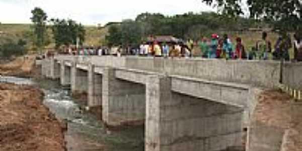 Itupeva-BA-Inauguração da Nova Ponte-Foto:Tribuna Independente
