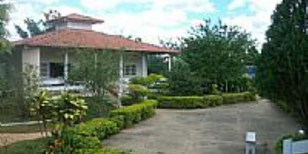 Parque Nacional Pacaas Novos - Sede em Campo Novo por Analista Thiago Dias
