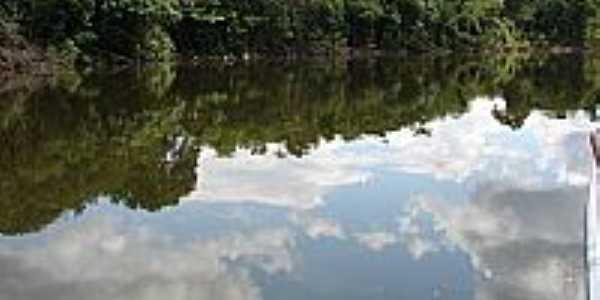 Rio Candeias em Candeias do Jamari-Foto:candeias 1.