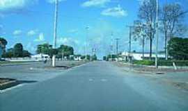 Cerejeiras - Avenida de Cerejeiras