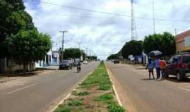 Chupinguaia - Chupinguaia-RO-Avenida central-Foto:Nilzomberto Leite