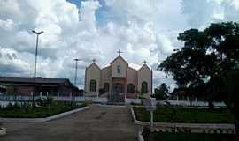 Chupinguaia - Chupinguaia-RO-Igreja Matriz-Foto:amarildo Varela