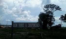Chupinguaia - Chupinguaia-RO-Trevo de acesso-Foto:amarildo Varela