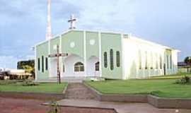 Corumbiara - Igreja Matriz foto  por REINALDO NASCIMENTO