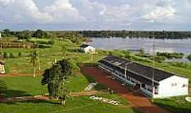 Costa Marques - Costa Marques-RO-Forte Príncipe da Beira-Foto:silvio santos