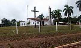 Costa Marques - Costa Marques-RO-Igreja Católica-Foto:Emerson Neves