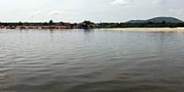Costa Marques-RO-Chegando na cidade via fluvial-Foto:Emerson Neves