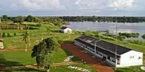 Costa Marques-RO-Forte Príncipe da Beira-Foto:silvio santos