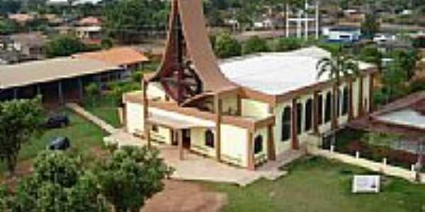 Igreja Luterana foto espigao