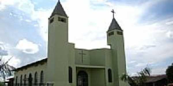 Igreja Matriz N.S.da  Aparecida foto Vicente A. Queiroz