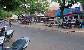 Guajará Mirim - Guajará Mirim-RO-Avenida de comércio-Foto:Julio de Ramos