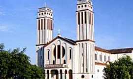 Guajará Mirim - Igreja Matriz de N.Sra.do Seringueiro em Guajará-Mirim-RO-Foto:Vicente A. Queiroz