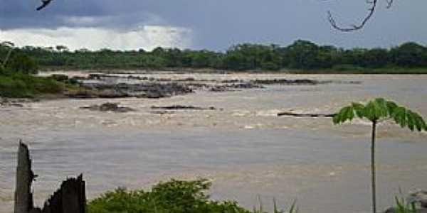 Guajará-Mirim-RO-Bela cachoeira-Foto:Antonio Cesar Alves Vieira