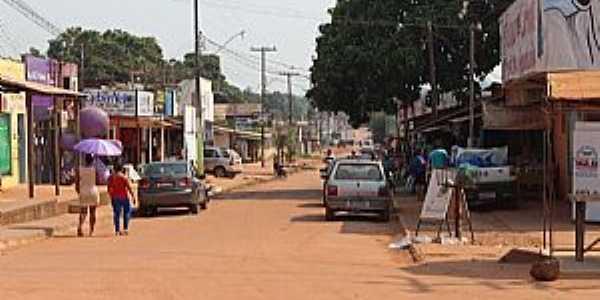 Imagens da cidade de Jaci Paraná - RO