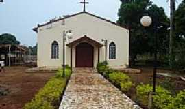 Itapuã do Oeste - Igreja Católica de Itapuã do Oeste-Foto:isacsp