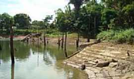 Itapuã do Oeste - Imagem rio Jamari-Foto:isacsp
