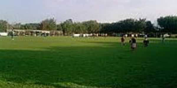 Campo do Clube dos Trinta em Itapuã do Oeste-Foto:JOSE RODRIGUES DA SI…