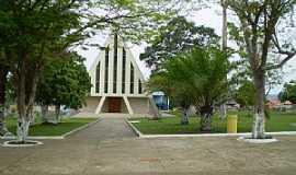 Jaru - Jaru-RO-Igreja de N.Sra.Aparecida-Foto:Tiago Souza