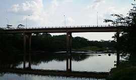Jaru - Jaru-RO-Ponte sobre o Rio Jaru-Foto:Tiago Souza