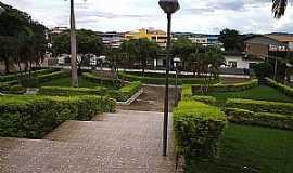 Jaru - Jaru-RO-Praça da Matriz-Foto:Tiago Souza