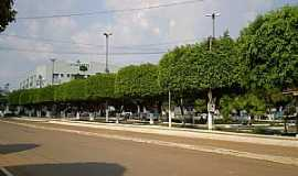 Jaru - Jaru-RO-Praça da Rua Florianópolis-Foto:Tiago Souza