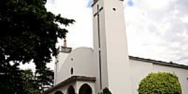 Catedral de São João  Bosco foto Vicente A. Queiroz