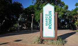 Marco Rondon - Marco Rondon-RO-Ponto da Tríplice Fronteira-Foto:cmexploreramazonia