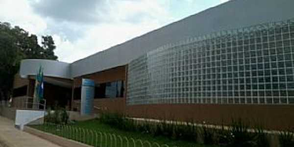 Ministro Andreazza-RO-Prefeitura Municipal-Foto:amarildo Varela