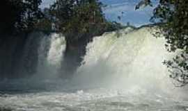 Jaborandi - Jaborandi-BA-Cachoeira Pratudão no Rio Formoso-Foto:juniordias12