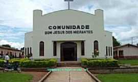 Mirante da Serra - Igreja matriz de Mirante or Daiar Baratella