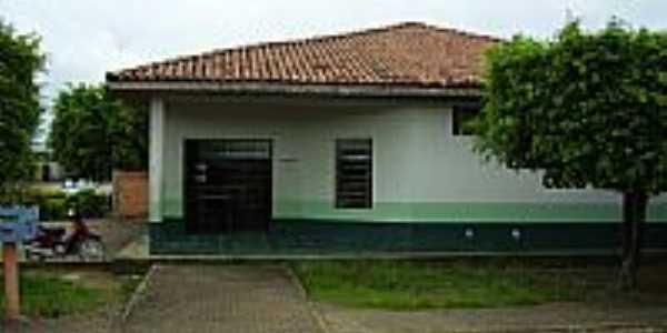 Biblioteca Municipal-Foto:duducross