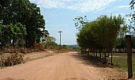 Novo Horizonte do Oeste - Estrada-Foto:georolim